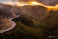 Remutaka Hill Road, Upper Hutt canvas print
